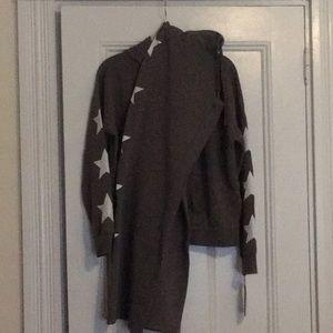 Tommy Hilfiger track suit/sweat pants jacket